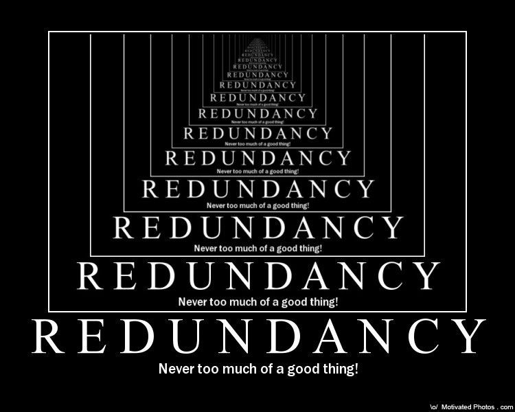 What is Redundancy and Why is it Important?